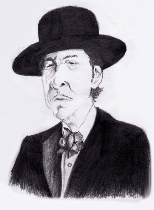 Bob Dylan por jpoulos2561